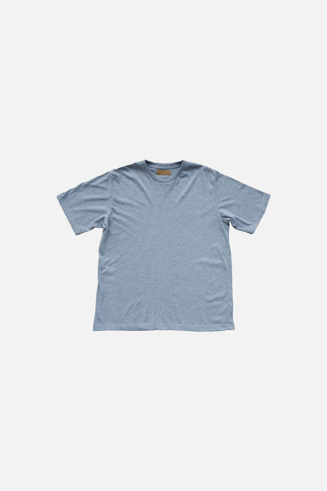 PREMIUM COTTON T-SHIRT (Acid Gray)