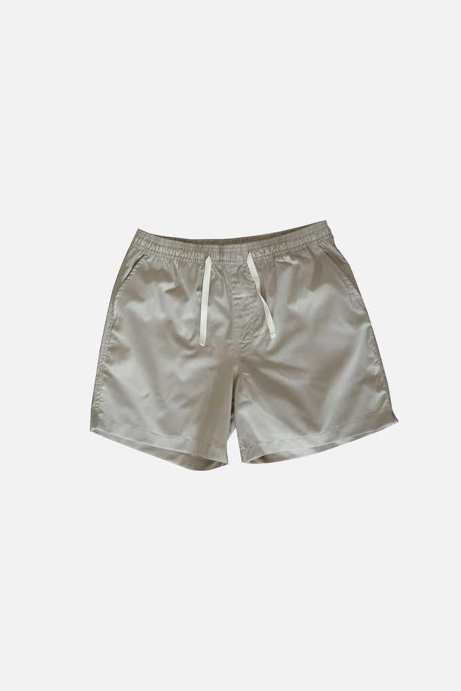 Sprint Cotton Shorts (Light Taupe) by HOVERMEN