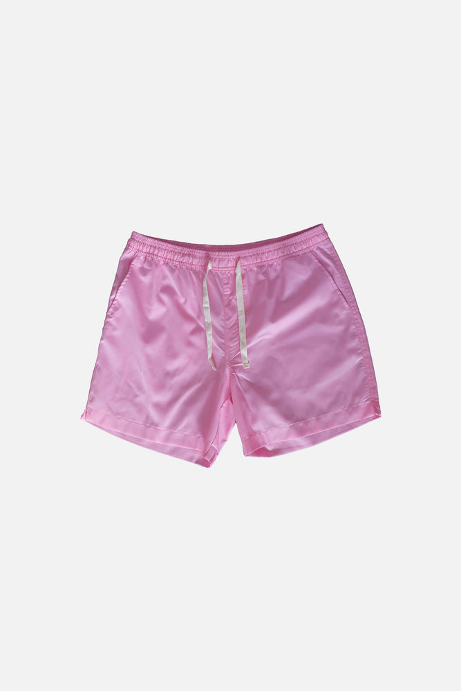 Sprint Cotton Shorts (Baby PInk) by HOVERMEN