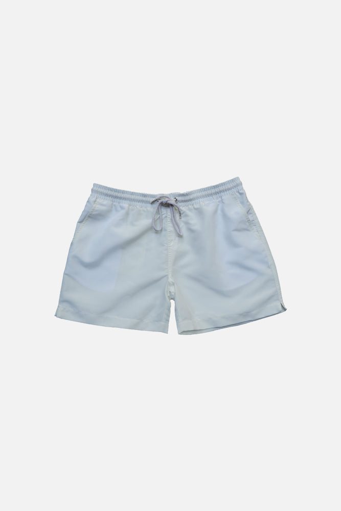 Dirty White - Deck Swim Shorts by HISTORE
