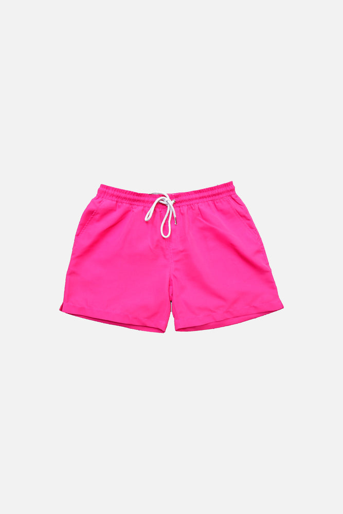 Magenta - Deck Swim Shorts by HISTORE