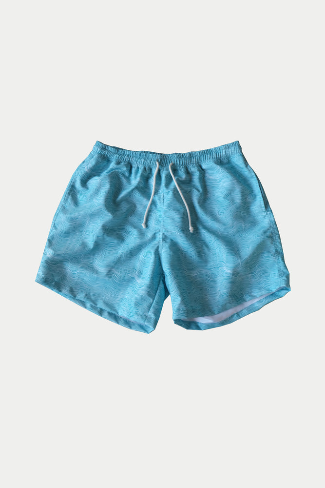 BYRON MID-LENGTH SWIM SHORTS