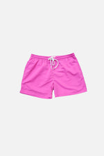Bubblegum Pink - Deck Swim Shorts by HISTORE