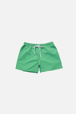 Green - Deck Swim Shorts by HISTORE