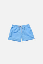 Carolina Blue - Deck Swim Shorts by HISTORE