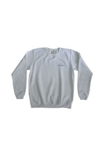 HISTORE LOGO SWEATER (White)