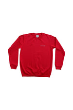 HISTORE LOGO SWEATER (RED)