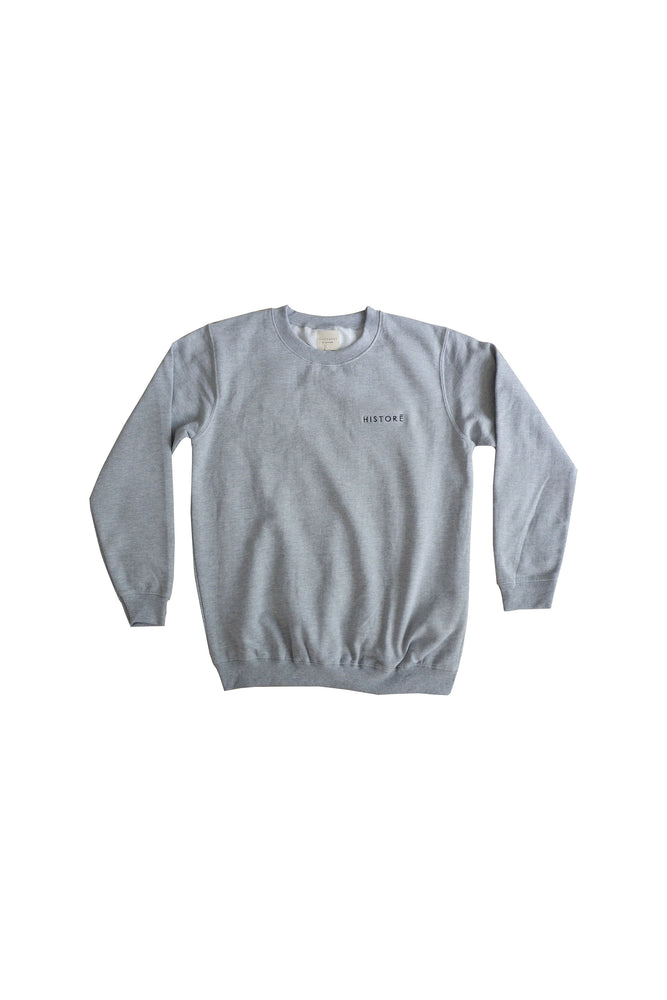 HISTORE LOGO SWEATER (GRAY)