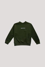 Club Sweater (Moss Green) by Town Park Club