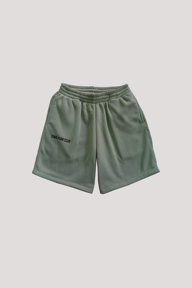 Club Shorts (Mint) by Town Park Club