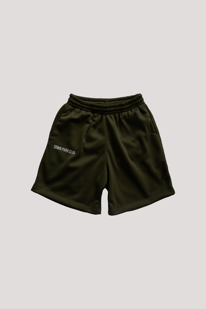 Club Shorts (Moss Green) by Town Park Club