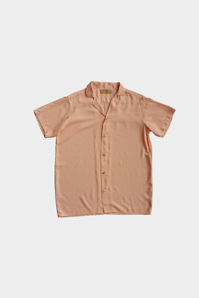 Cubano Shirt (Peach) by ILUSTRADOS