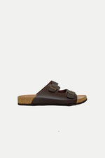 Zamora Mandals (Brown) by ILUSTRADOS
