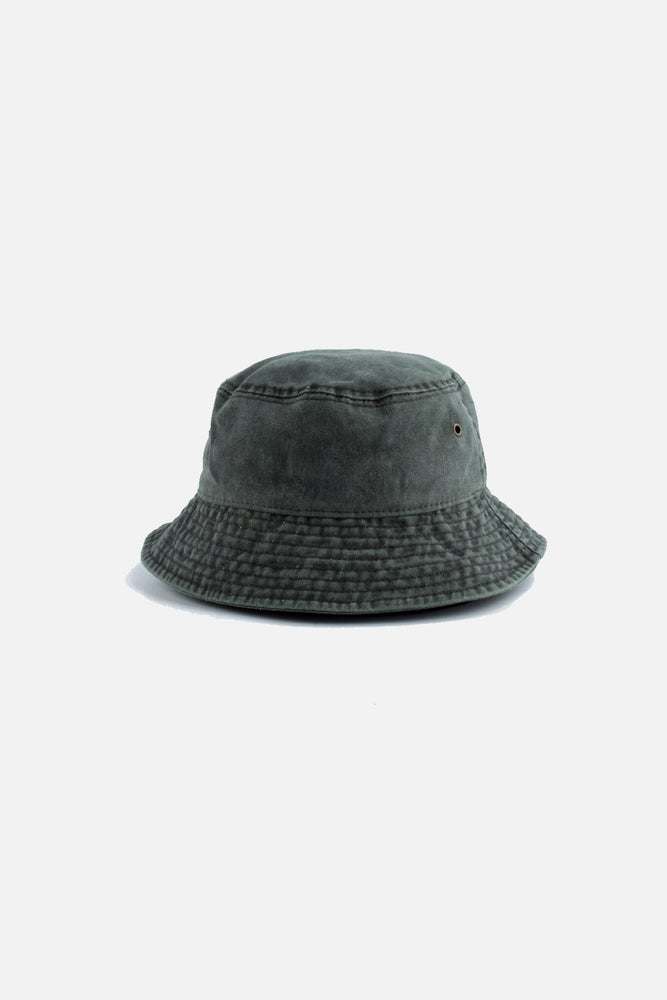 AUSTIN BUCKET HAT (Army Green)