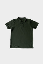 ILUSTRADOS - Barrett Polo Shirt (Military Green) (4396076433485)