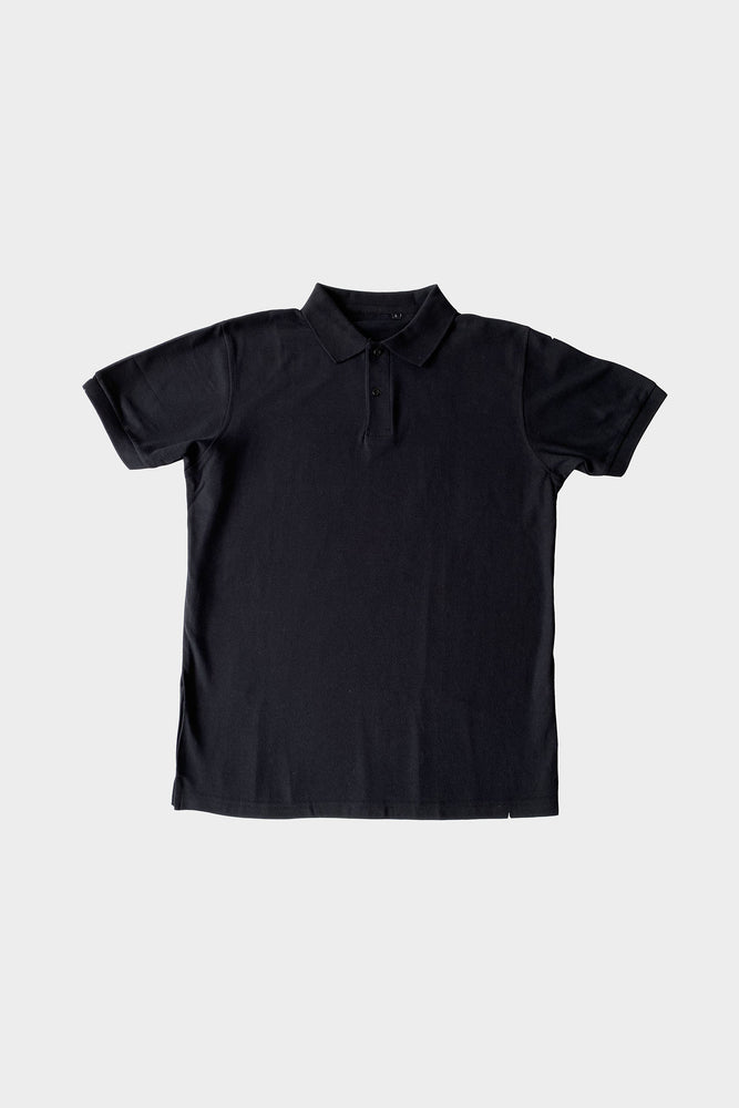 ILUSTRADOS - Barrett Polo Shirt (Black)