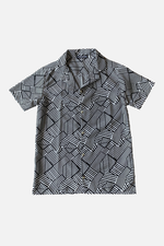 Johnson - Printed Cuban Shirt by ILUSTRADOS