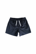 Sprint Cotton Shorts (Black) By HISTORE