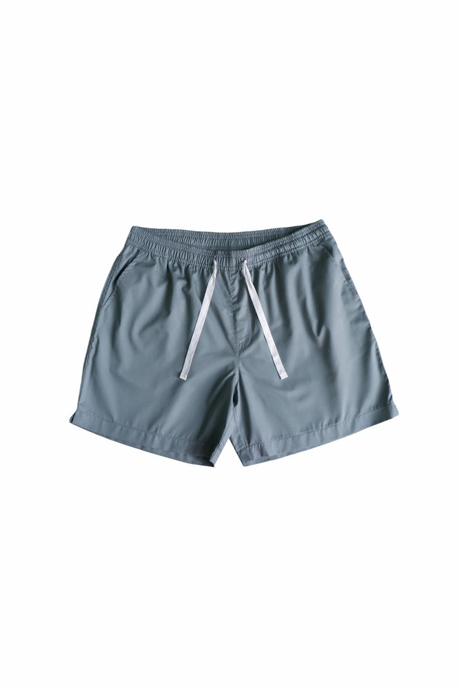 Sprint Cotton Shorts (Ocean) By HISTORE