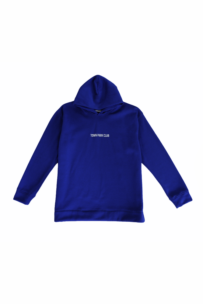 Hoodie  (Royal Blue) by Town Park Club