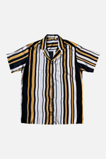 Robert - Printed Cuban Shirt by ILUSTRADOS