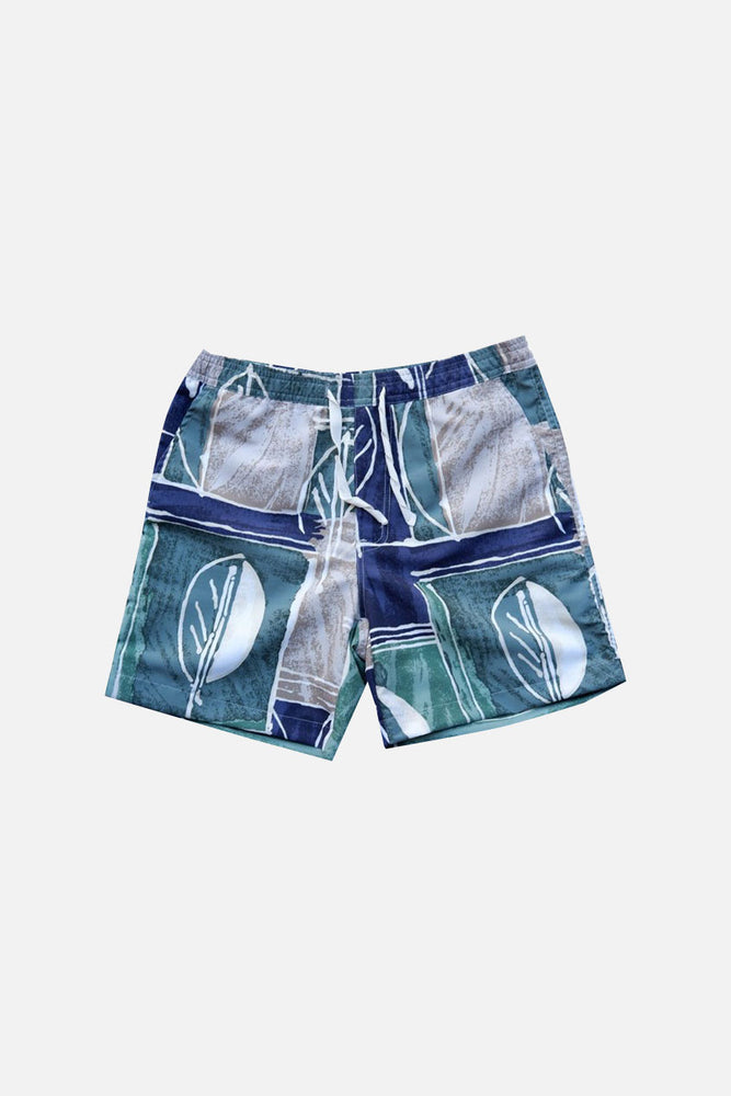 Weekender Swim Shorts (Riffles) by HOVERMEN (4480992870477)