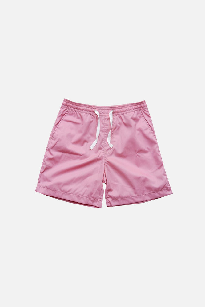 Sprint Cotton Shorts (Old Rose) by HOVERMEN