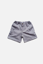 HOVERMEN- Campus Shorts (Light Gray)