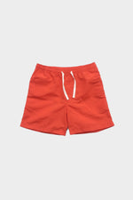 Deck Swim Shorts (Bright Orange) by HOVERMEN