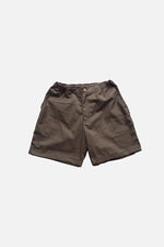 HOVERMEN- Campus Shorts (Dark Khaki)