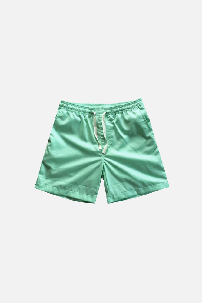 Sprint Cotton Shorts (Mint Green) by HOVERMEN
