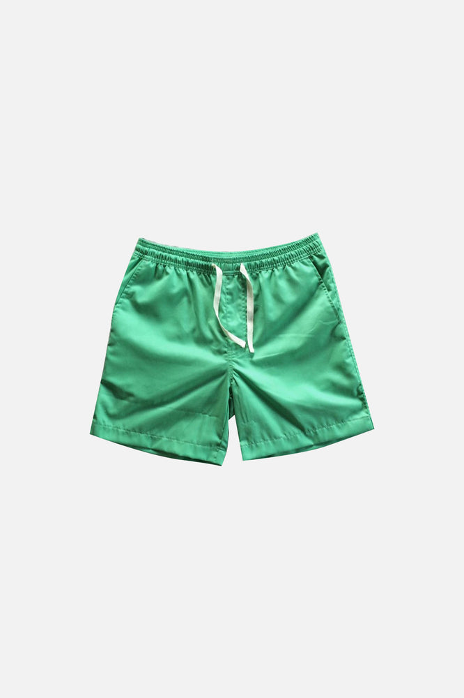 Sprint Cotton Shorts (Pastel Green) by HOVERMEN