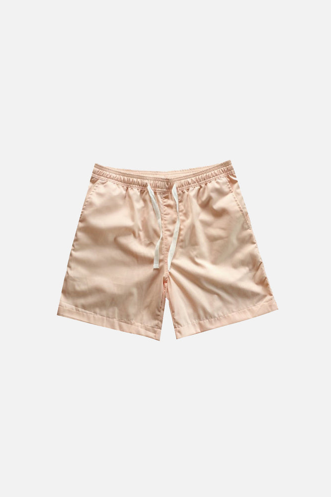Sprint Cotton Shorts (Peach) by HOVERMEN