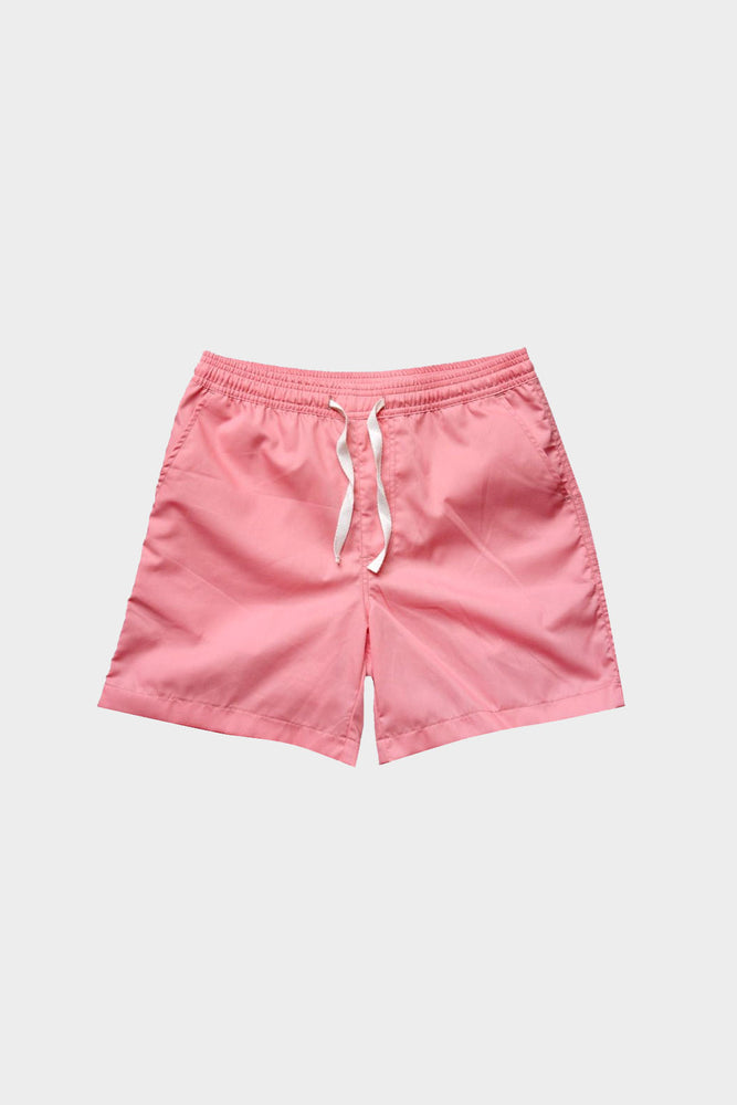 Sprint Cotton Shorts (Pastel Pink) by HOVERMEN (4476733980749)