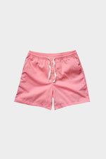 Sprint Cotton Shorts (Pastel Pink) by HOVERMEN