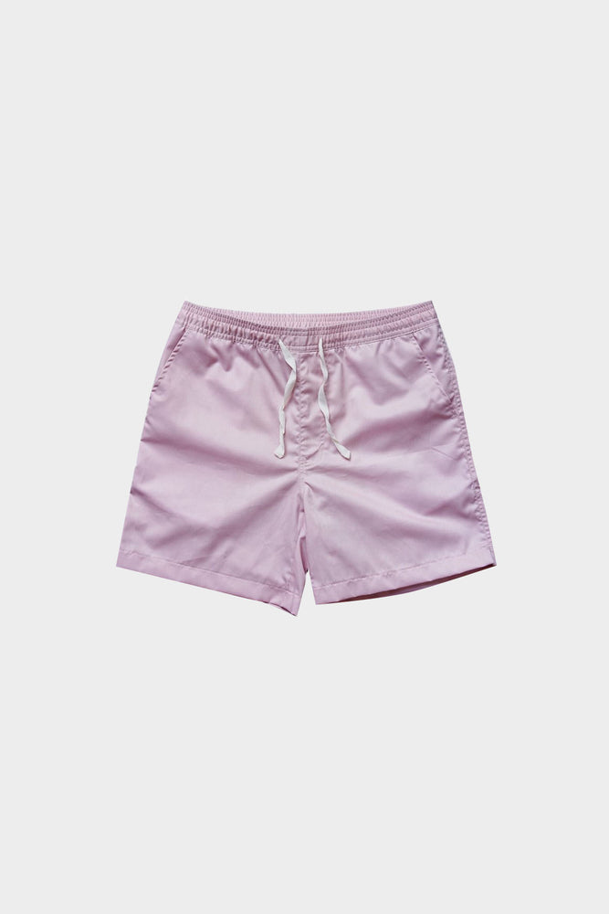 Sprint Cotton Shorts (Blush Pink) by HOVERMEN (4476735324237)