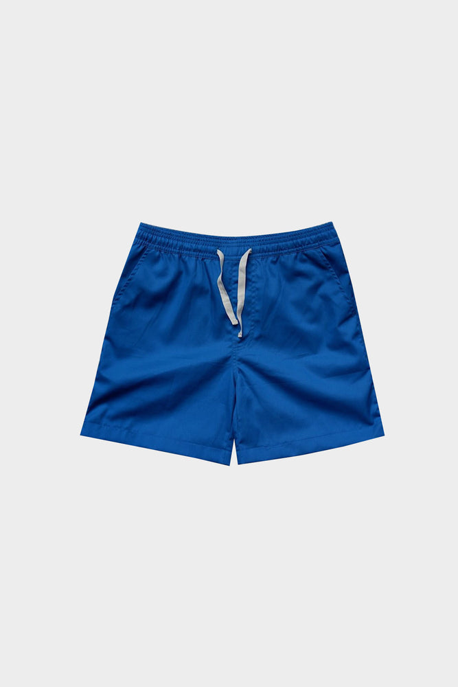 Sprint Cotton Shorts (Vibrant Blue) by HOVERMEN
