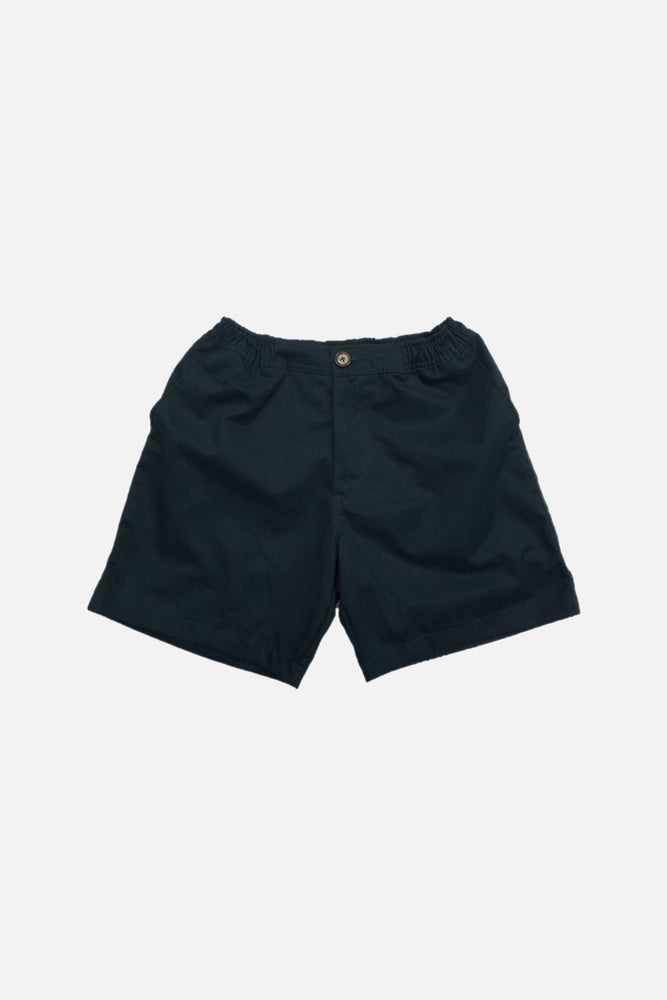 HOVERMEN - Campus Shorts (Bottle Green) (4476714287181)