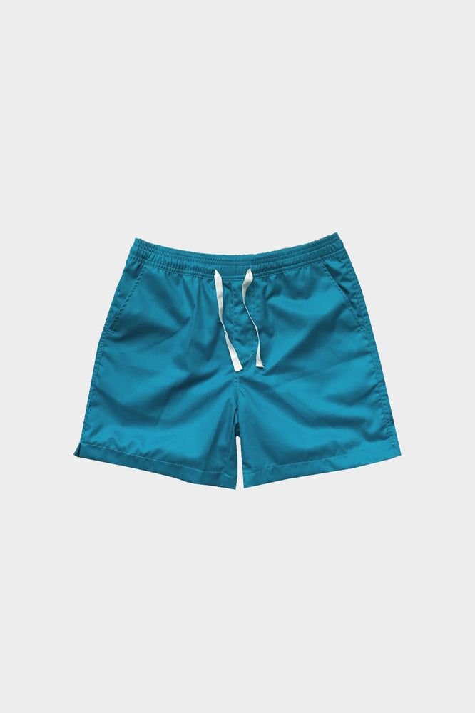 Sprint Cotton Shorts (Cerulean Blue) by HOVERMEN