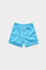 Sprint Cotton Shorts (Light Sky Blue) by HOVERMEN