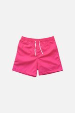 Sprint Cotton Shorts (Hot Pink) by HOVERMEN (4476724117581)