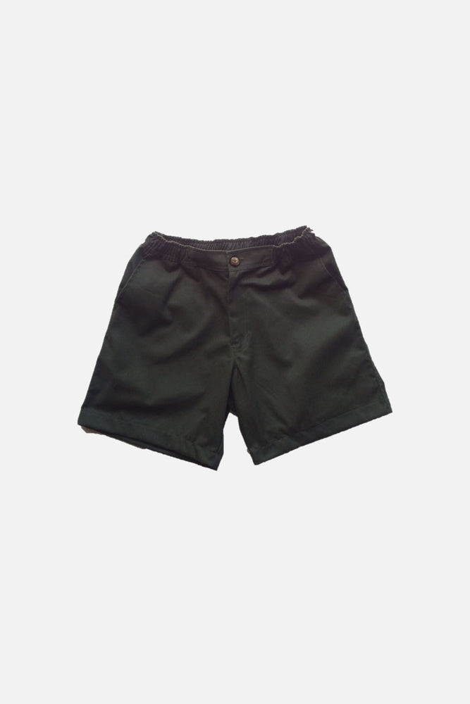 HOVERMEN- Campus Shorts (Moss Green)