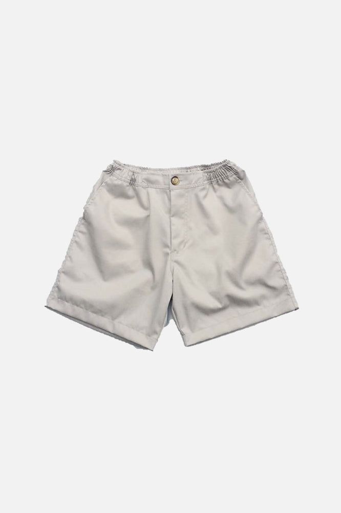 HOVERMEN- Campus Shorts (Off White)