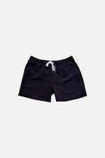Deck Swim Shorts (Black) by HISTORE