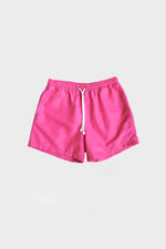 Deck Swim Shorts (Fuchsia) by ILUSTRADOS