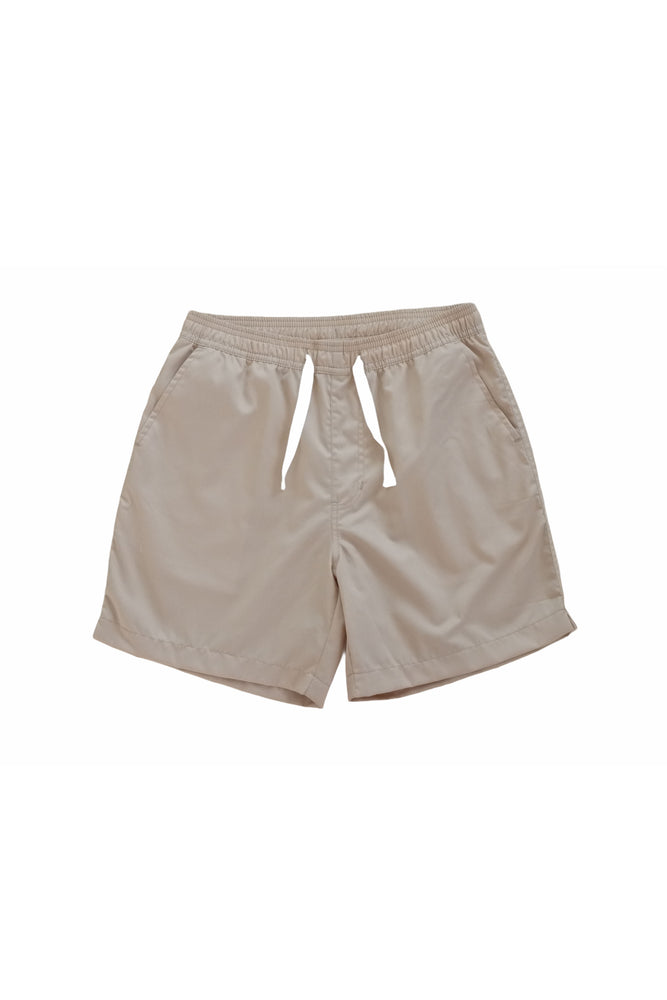 Sprint Cotton Shorts (Khaki) By HISTORE