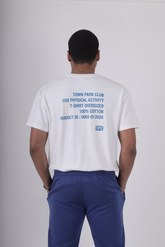 FOR PHYSICAL ACTIVITY T-SHIRT (WHITE)