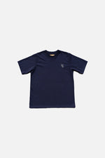 HISTORE  LOGO SHIRT (NAVY BLUE) (4537162170445)