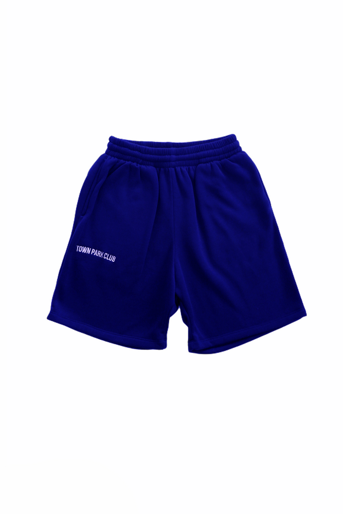 Club Shorts (Royal Blue) by Town Park Club