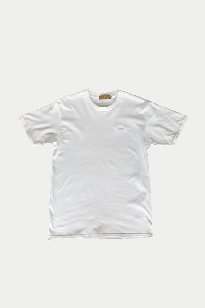 ILUSTRADOS - T Shirt with Logo (White) (3789008928845)